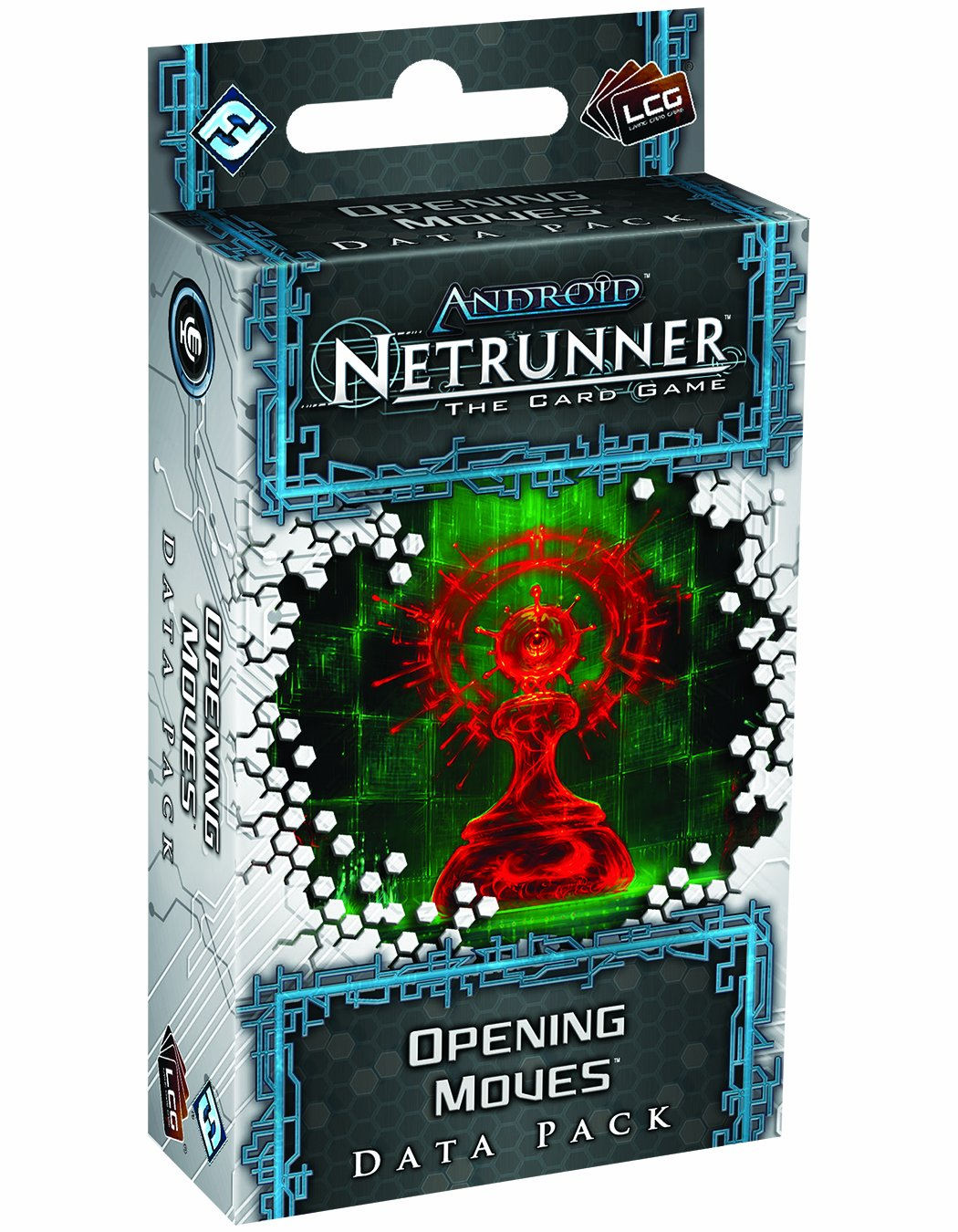 Amazon.com: Fantasy Flight Games Android: Netrunner The Card Game ...