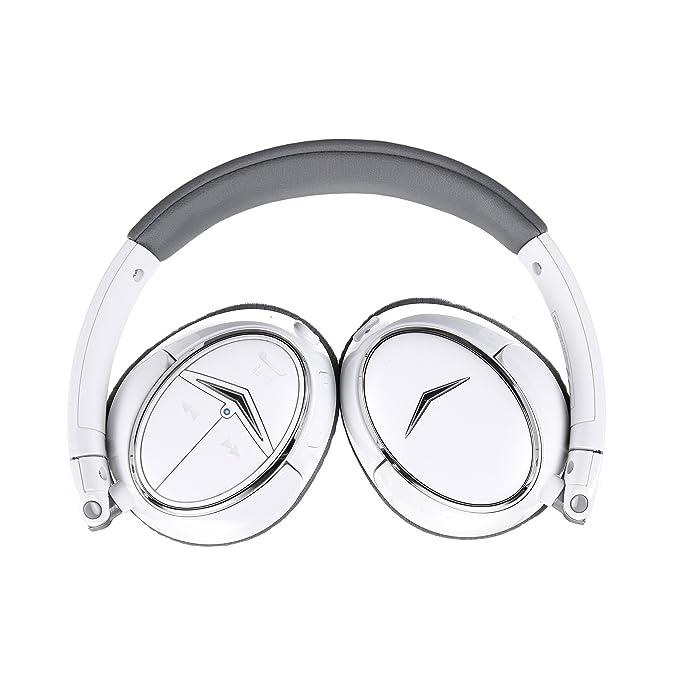Amazon Com Klipsch Image One Bluetooth On Ear Headphones White