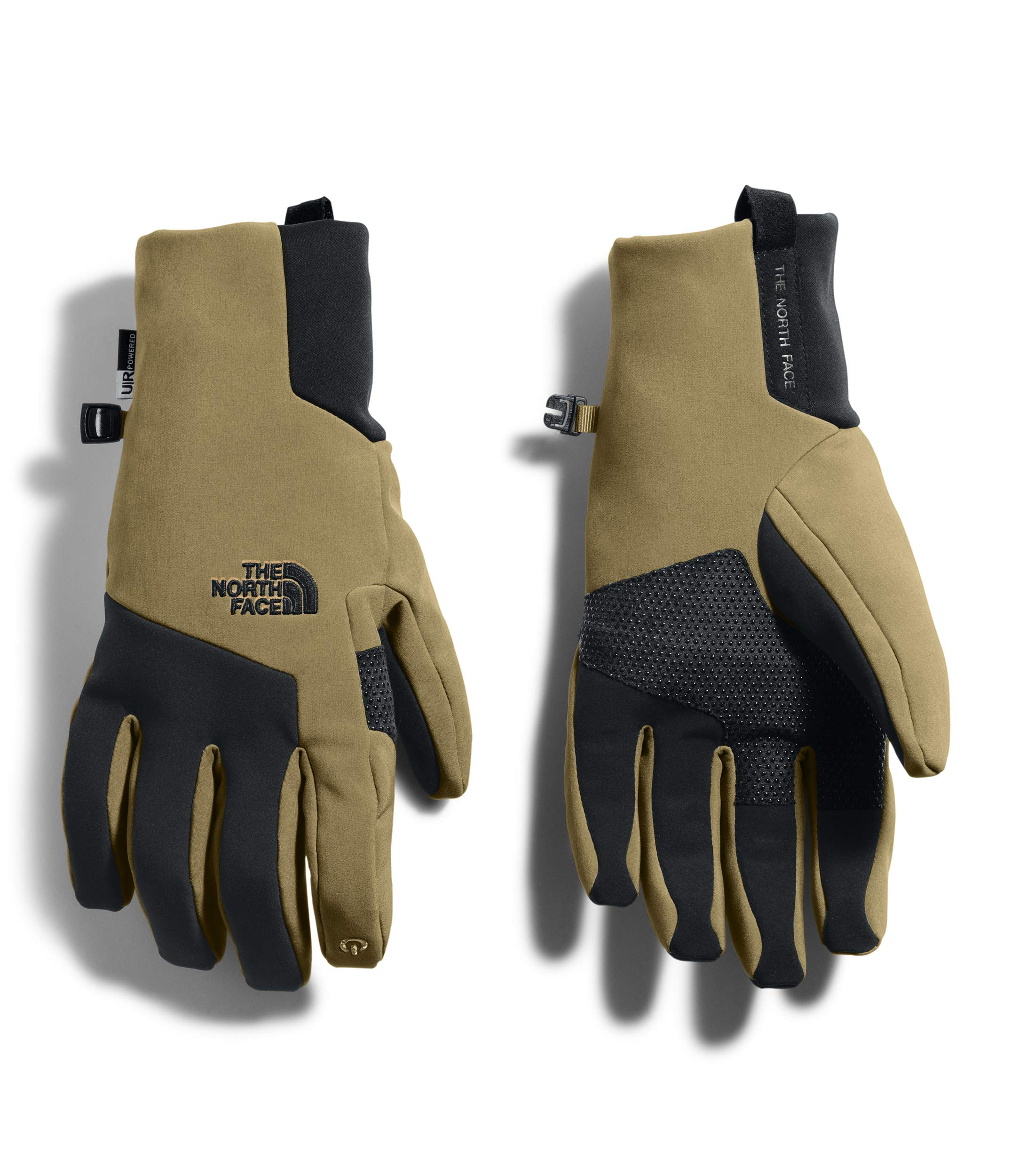 The North Face Men's Apex Etip Glove, British Khaki, XL by The North Face