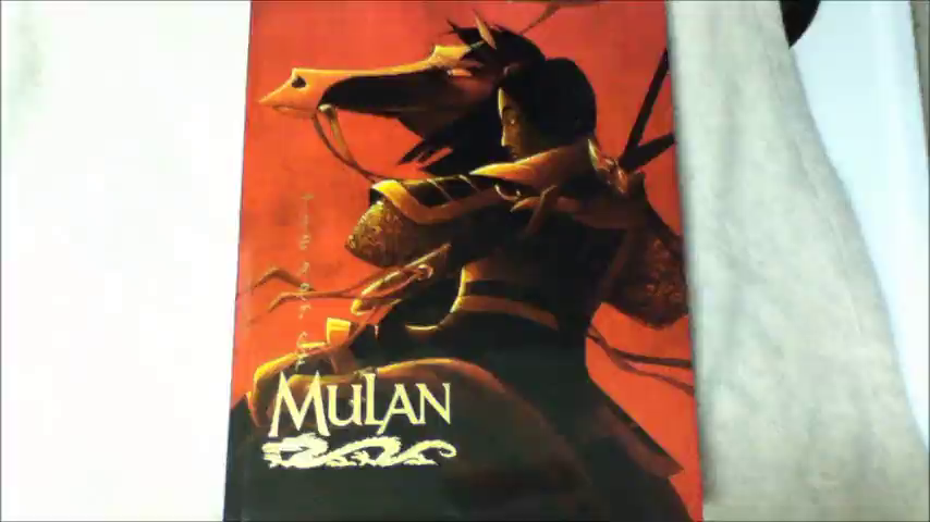 Amazon the art of mulan 9780786863884 jeff kurtti books customer video review fandeluxe Gallery