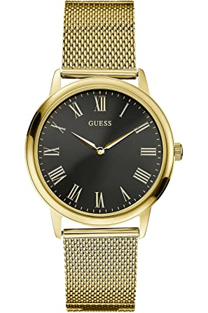 men only time guess watch casual cod w0406g6 amazon co uk watches men only time guess watch casual cod w0406g6
