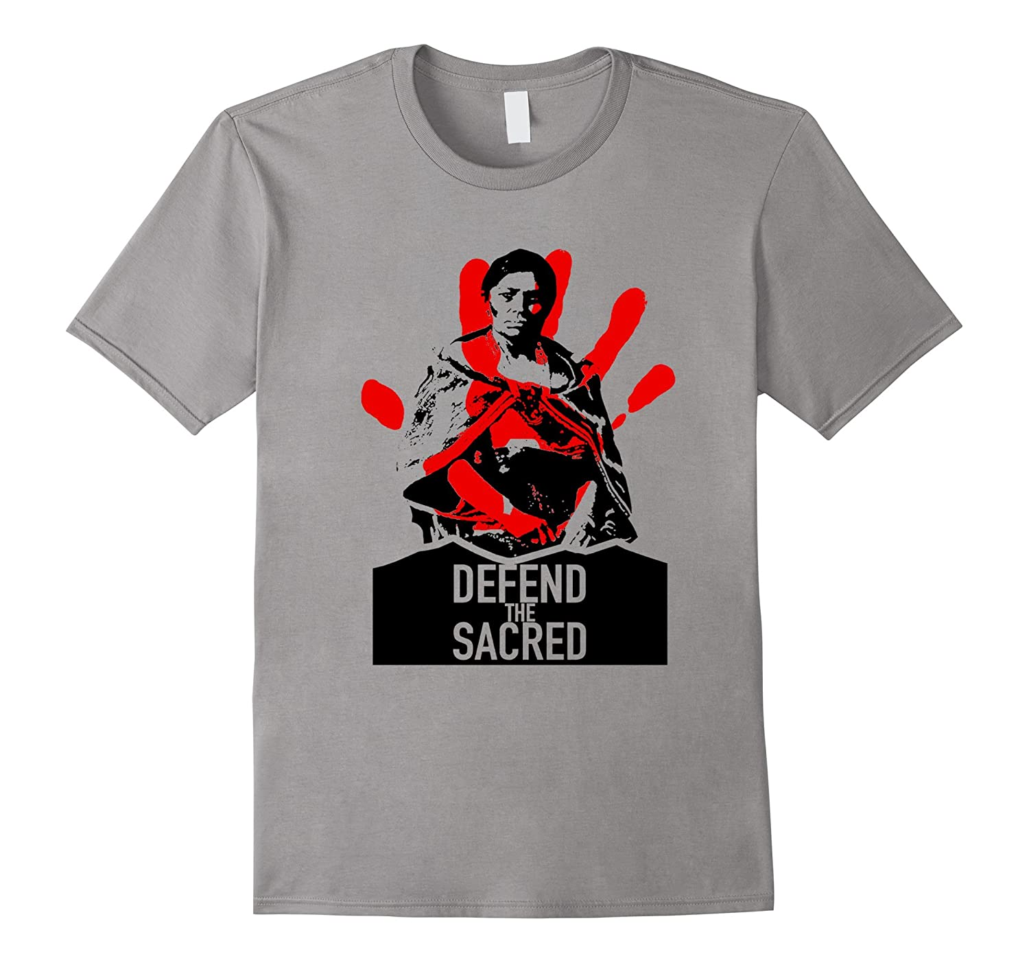 Defend the Sacred TSHIRT United With Standing Rock