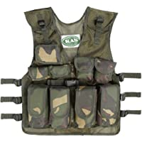 KAS- Assault Chaleco, Color DPM Camo, Talla única (Kombat UK ASSAULT-VEST-01)