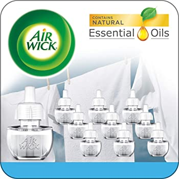 10-Count Air Wick Plug In Scented Oil Refills