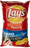 Lay's Chips Nature 150 g - Lot de 10
