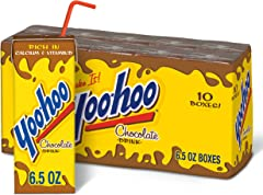 Yoo Hoo Chocolate Drink, 10-Pk