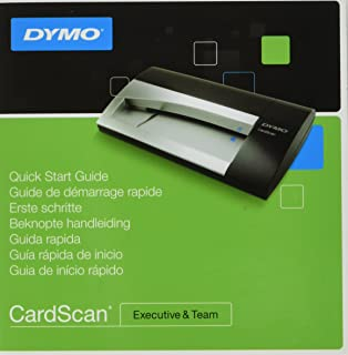 Penpower worldcard duet 2 business card reader recognition scanner dymo 1806067 cardscan version 9 five users team software reheart Gallery