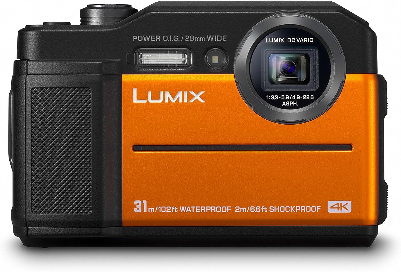 Panasonic Lumix Dc Ft7eg D Outdoor Kamera Kamera