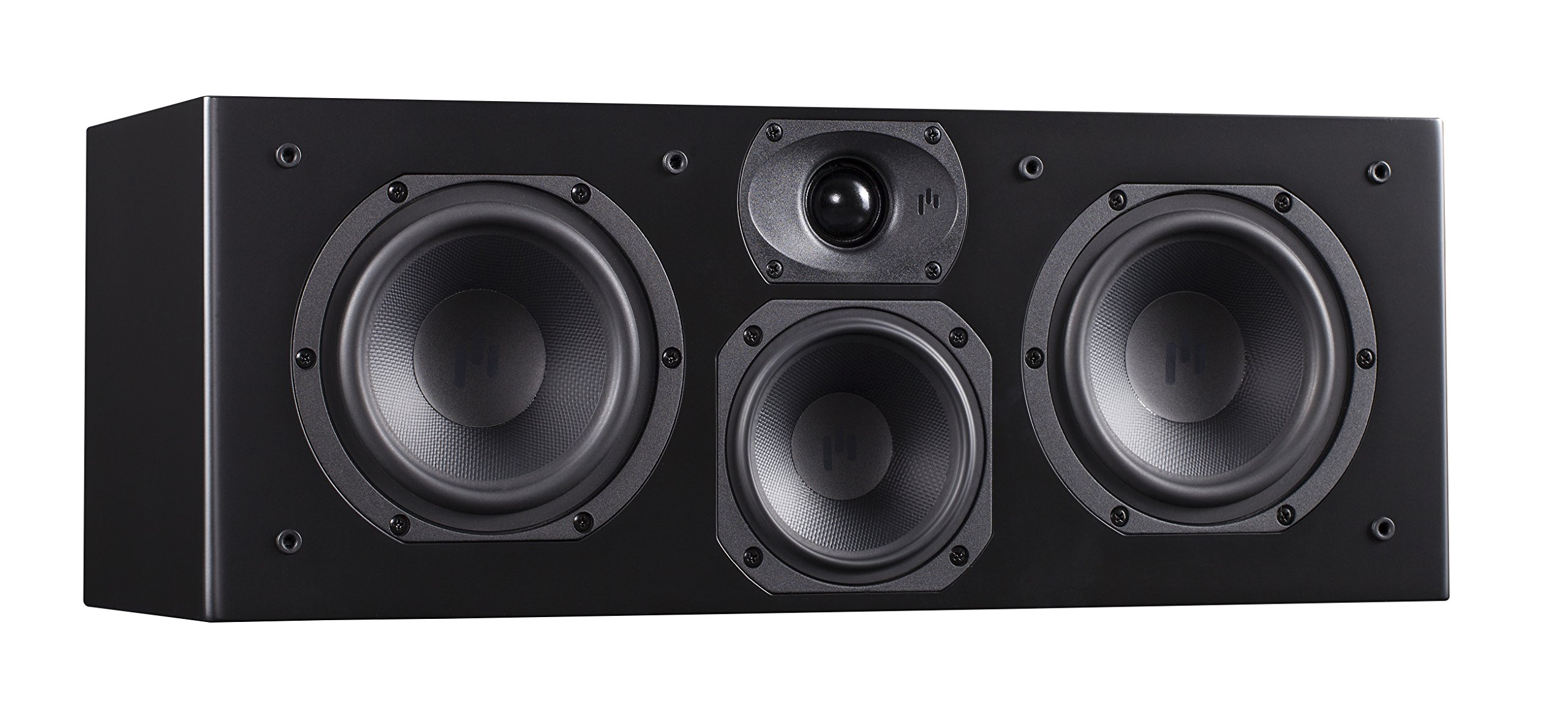 Aperion Audio Intimus 5C Center Channel Speaker (Stealth Black) by Aperion Audio