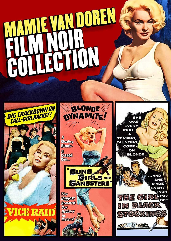 Mamie Van Doren Film Noir Collection 2 Dvd Edizione: Stati ...