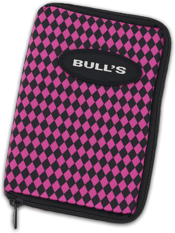 trendsportprofi Bulls TP Wallet Darttasche 5 Designs f/ür EIN Satz Darts und Zubeh/ör Checkout Table
