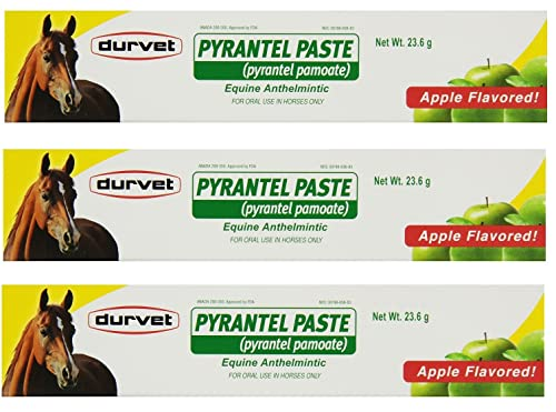 Durvet Pyrantel Paste Wormer