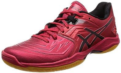 ASICS Men's Blast Ff Samba/Black Team Handball Shoes-8.5 UK/India ...
