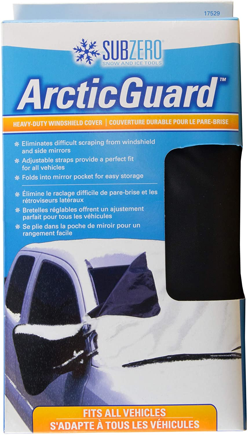 ArcticGuard Snow and Ice Universal Windshield Cover