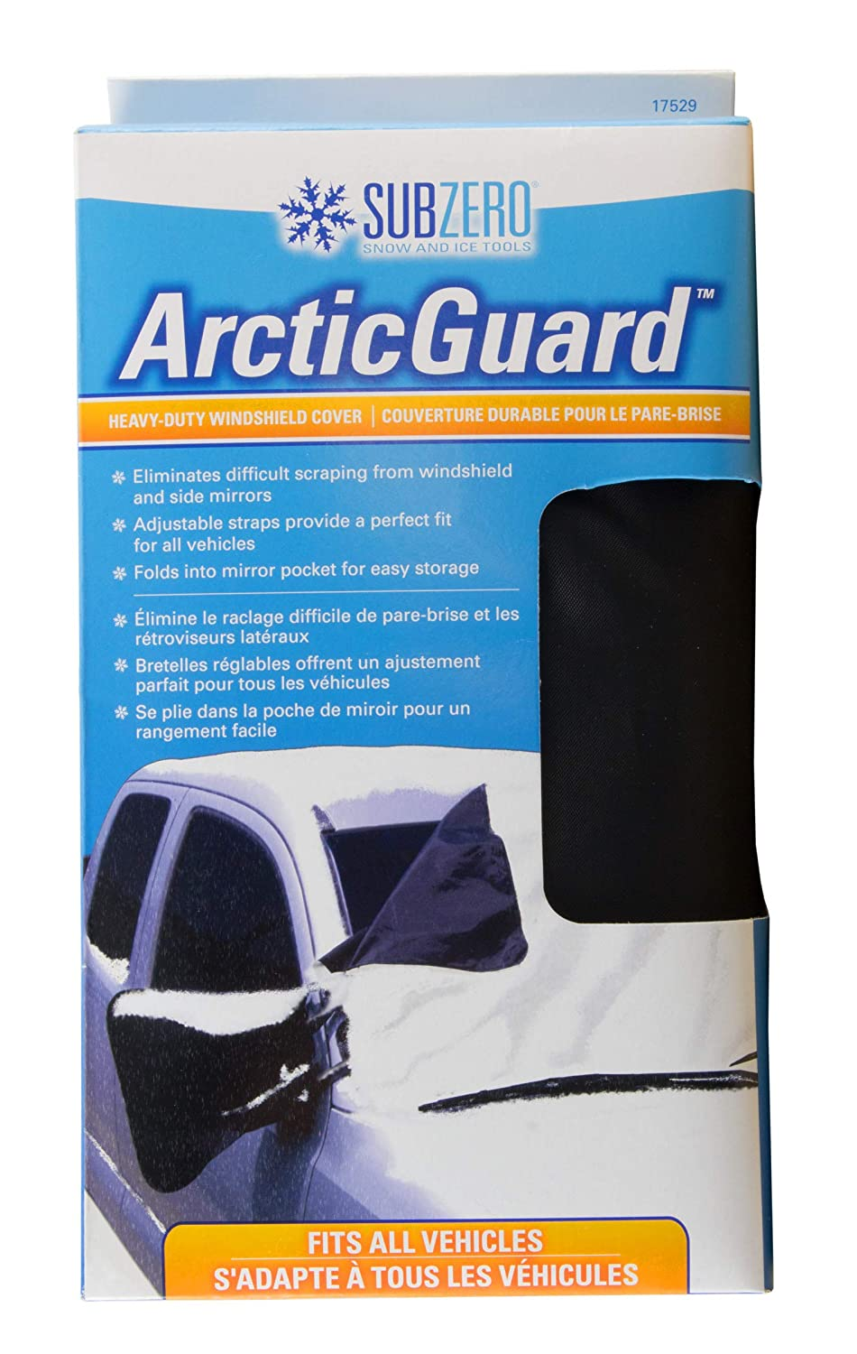 Hopkins 17529 Subzero Heavy-Duty ArcticGuard Snow and Ice Windshield Cover Hopkins Manufacturing