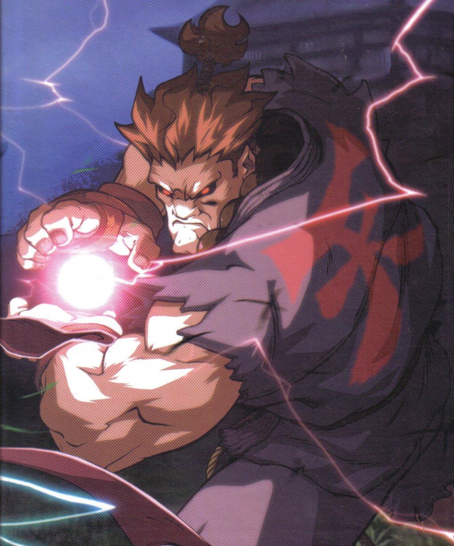 Max Protection Street Fighter 4 Pocket Binder Ryu Vs Akuma
