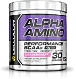 Cellucor, Alpha Amino Performance BCAAs, Pink Lemonade, 30 Servings