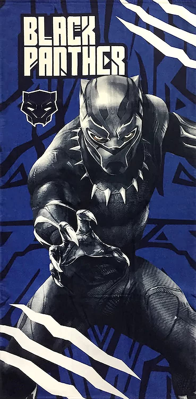 Marvel Black Panther Beach/Bath Towel Franco