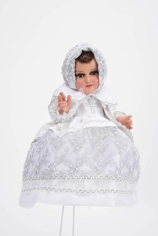 Amazon.com: 2020 Niño de la Esperanza Baby Jesus Outfit ...