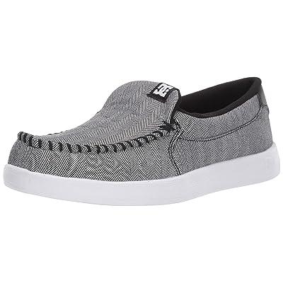 DC Men's Villain 2 Tx Se Skate Shoe: Shoes