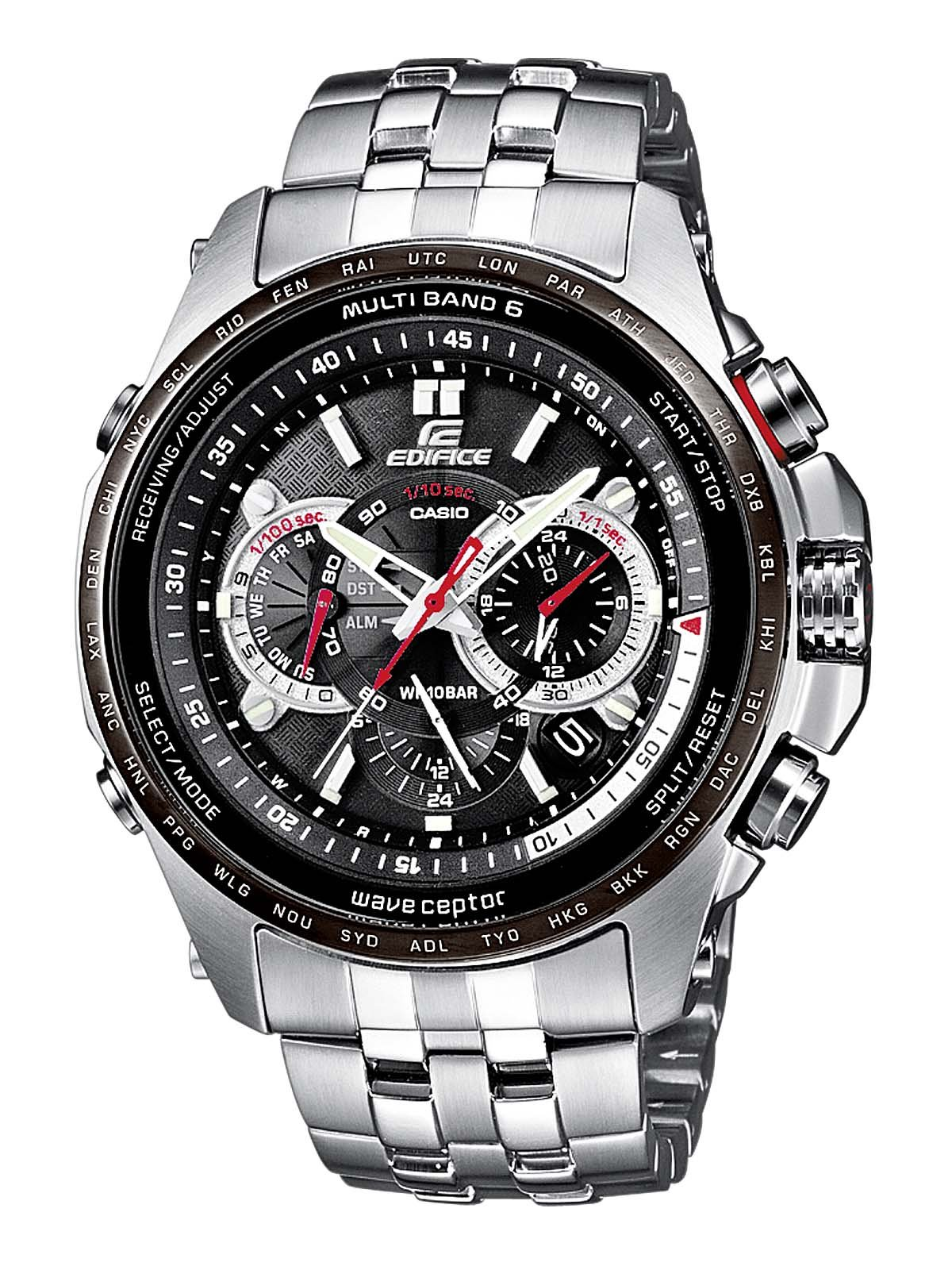 Casio EQW-M710DB-1A1ER Mens Edifice Chronograph Watch by Casio Edifice