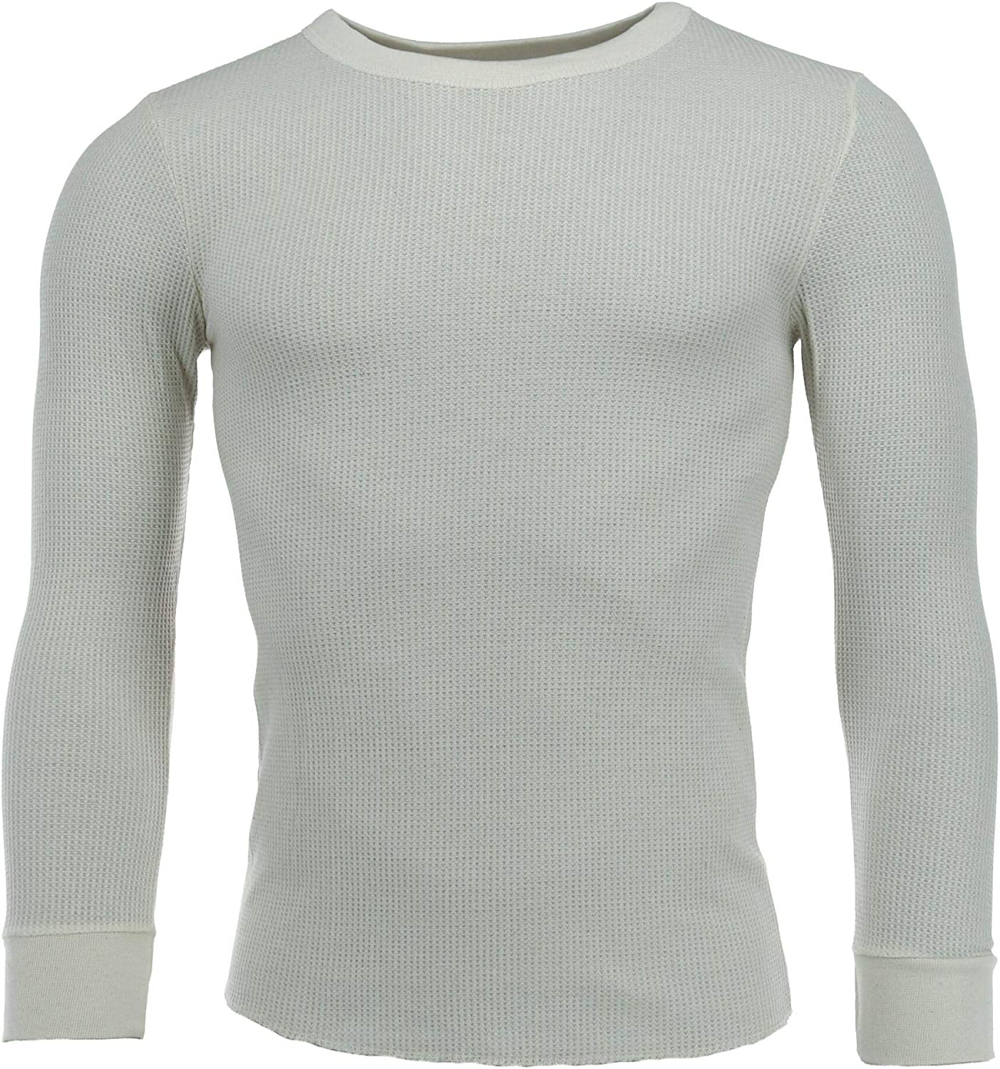 Fruit Of The Loom Mens Big and Tall Thermal Crew Neck Shirt