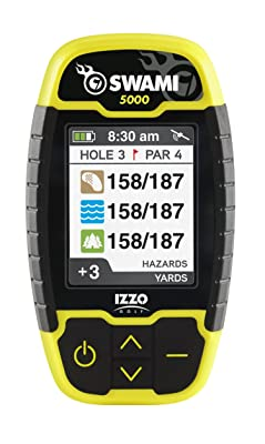 Izzo Swami 5000 Golf GPS Unit