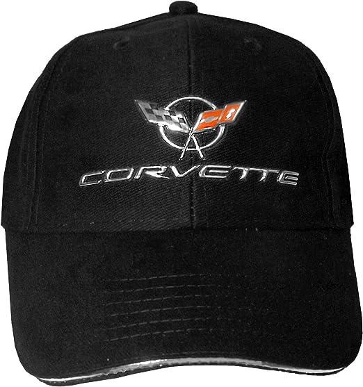 Chevrolet Corvette C5 Hat Cap Black