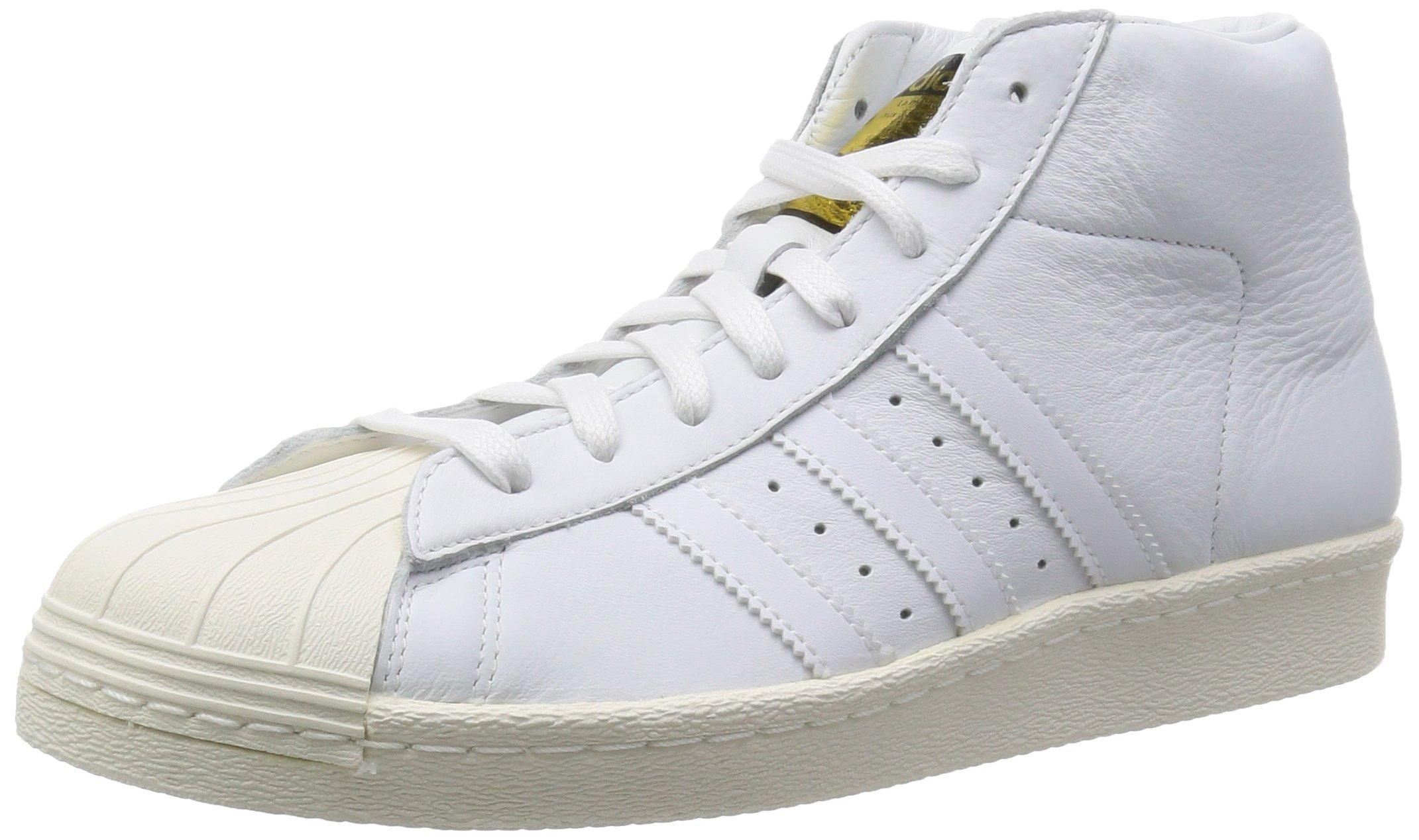 adidas PRO MODEL VINTAGE D, FTWWHT/FTWWHT/CWHITE, 40 EU