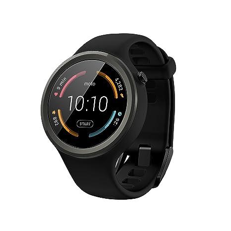 motorola Moto 360 Sport Reloj Inteligente: Amazon.es: Electrónica