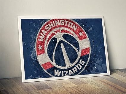 Amazon.com  Washington Wizards Limited Poster Artwork - Professional ... 5efe96362