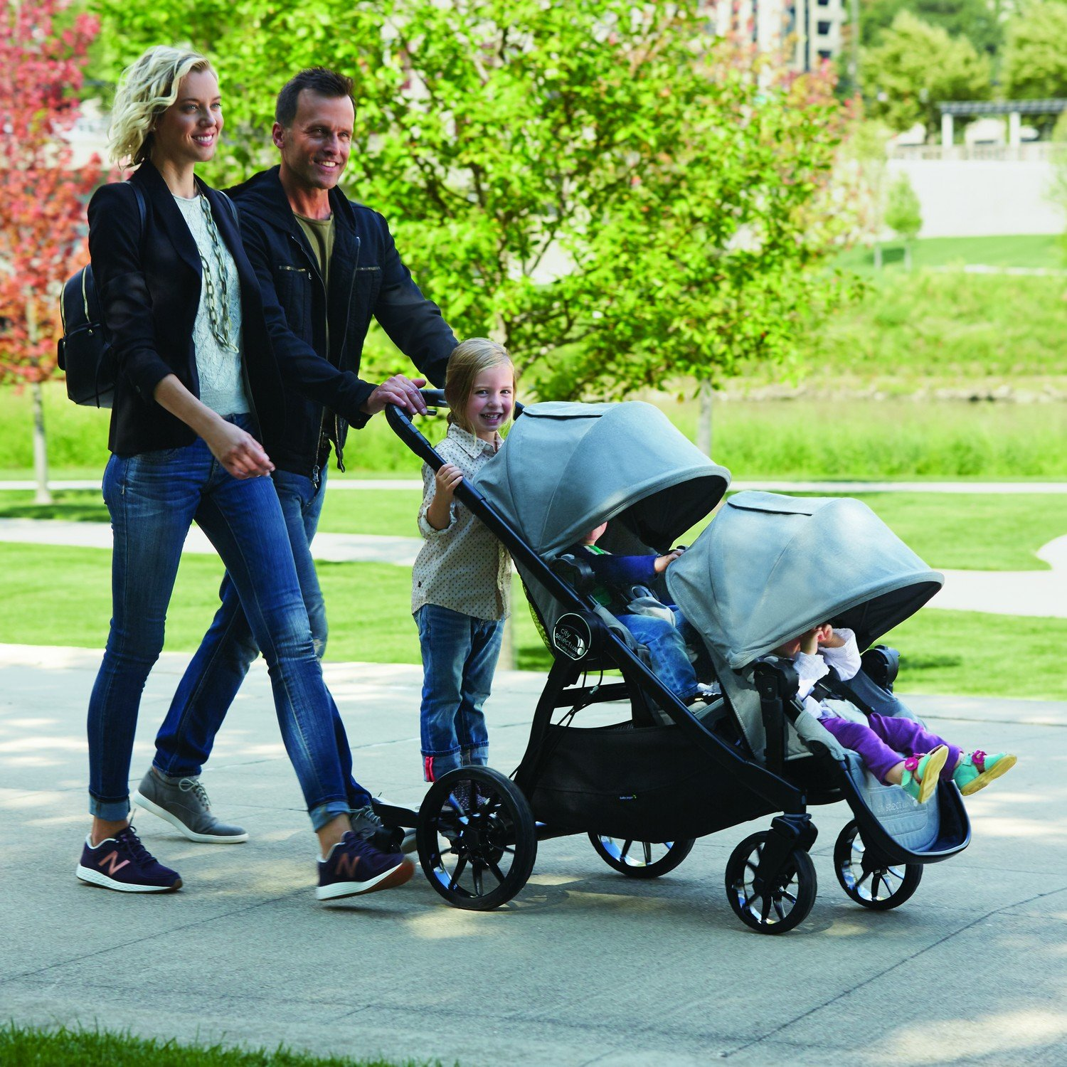 Baby Jogger City Select LUX Second Seat Kit, Slate 2011476