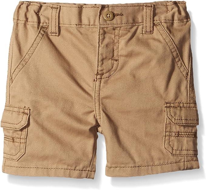 Wrangler Authentics Baby Boys/' Toddler Cargo Short Khaki