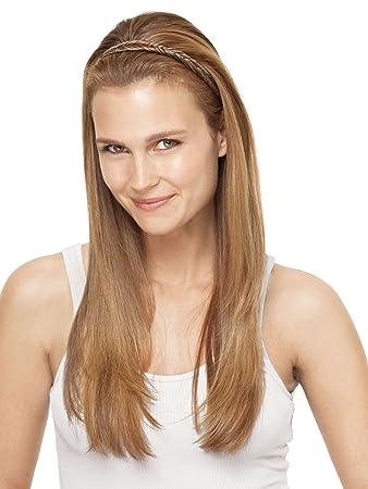 Amazon.com   Bellissima Braided Headband Ginger Blonde   Fashion Headbands    Beauty 258b7cdae3d