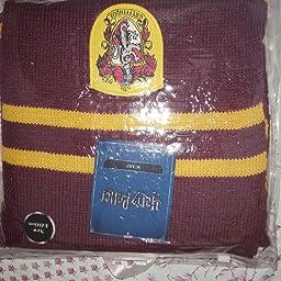 Cinereplicas - Harry Potter - Bufanda - Licencia Oficial - Casa ...
