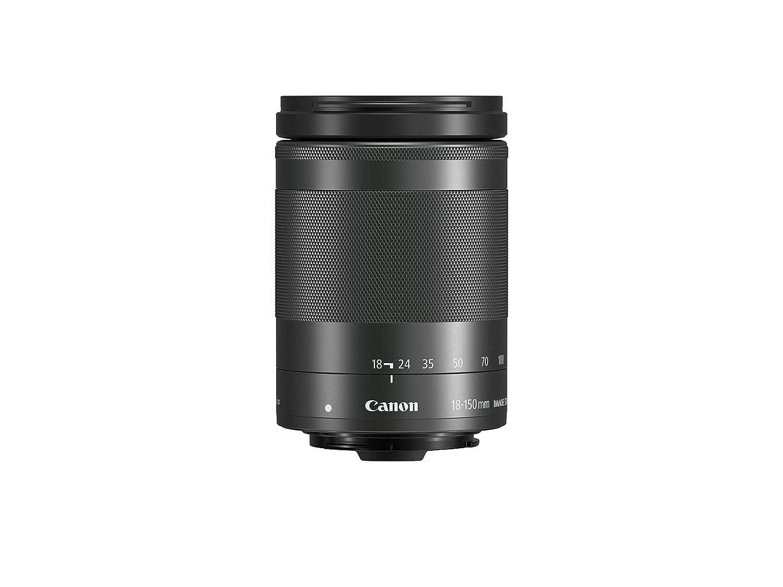 Canon Ef M 18 150mm F 35 63 Is Stm Lens Graphite Lensa 50mm Camera Photo