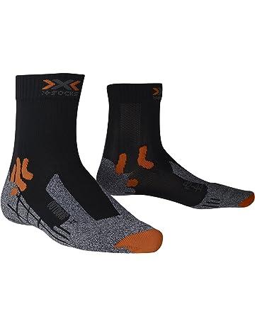X-Socks Uni Funktionssocke - Calcetines, tamaño 42-44, color negro
