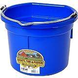 Flatback Bucket For Goats/Sheep/Miniature Horses
