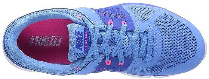 Unvrsty Running Flex 2014 Rn Cblthyp Women's Blwhitehypr Nike BortdCshxQ