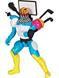 """Power Rangers Dino Super Charge - 5"""" Villain Game Face Action Figure"""