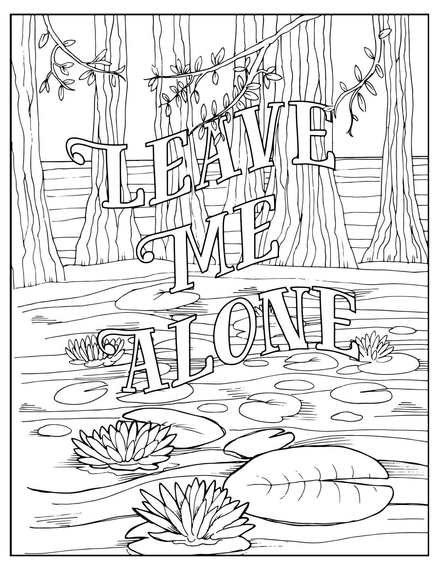 N words coloring pages - Fuck Off I M Coloring Unwind With 50 Obnoxiously Fun Swear Word Coloring Pages Dare You Stamp Company Dare You Stamp Co 9781604336610 Amazon Com