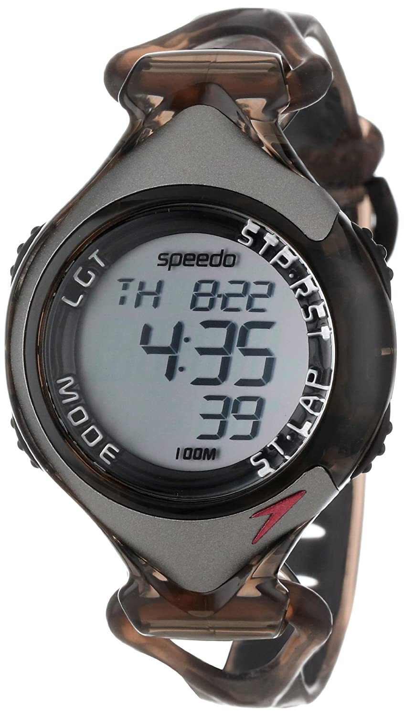 Amazon.com: Speedo Mens SD50586BX 150-Lap Silicone Strap ...