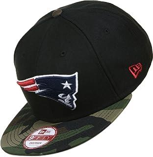New Era 9Fifty Snapback Cap - New England Patriots black  Amazon.co ... b03330e8e0dd