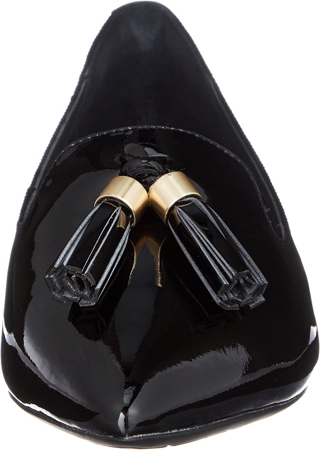Rockport Women's Total Motion Zuly Luxe Loafer Black