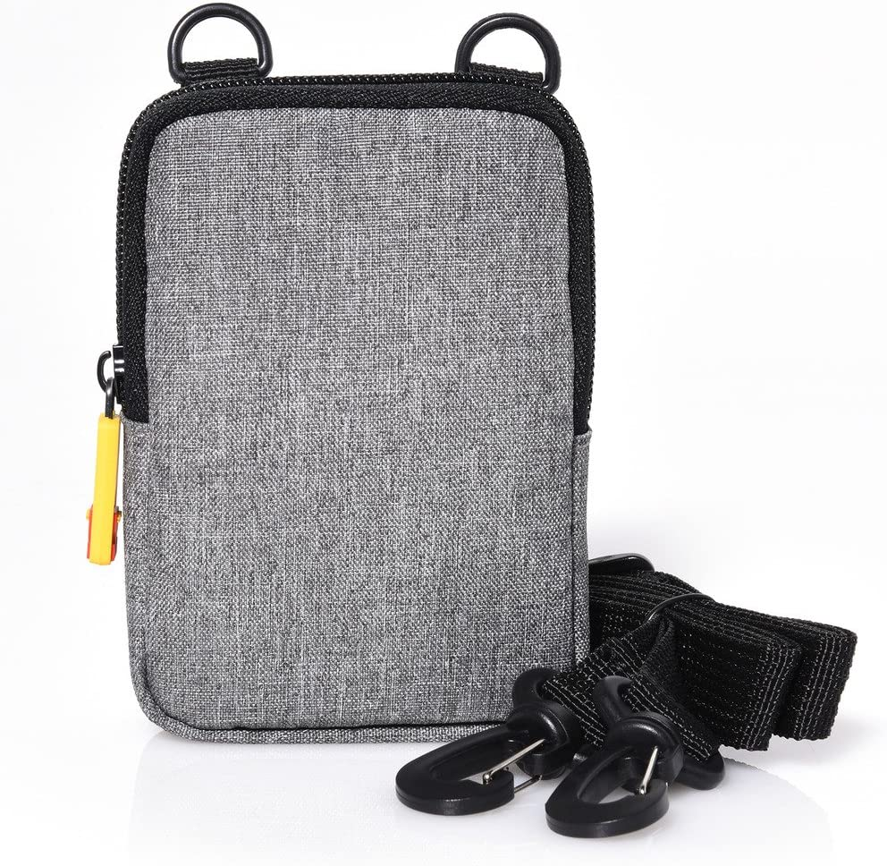 Kodak Soft Camera Case for The Kodak Printomatic Instant Camera - Grey