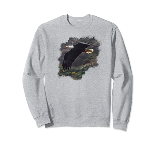 Eagle in Flight Sweatshirt