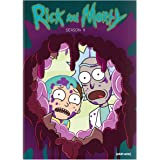 Rick & Morty: Season 4 (DVD)