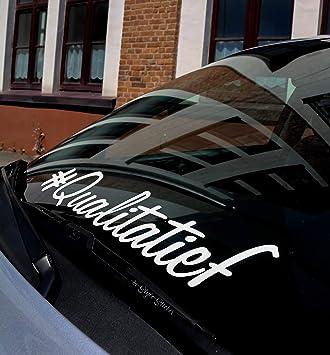 Qualitatief Frontscheibenaufkleber Tuingsticker Scheibe 26 Farben Low Sticker Stance Get Low Pickerl Car Deepwork Rocket Stancenation Fahrwerk Federn Auto Styling Pickl Auto