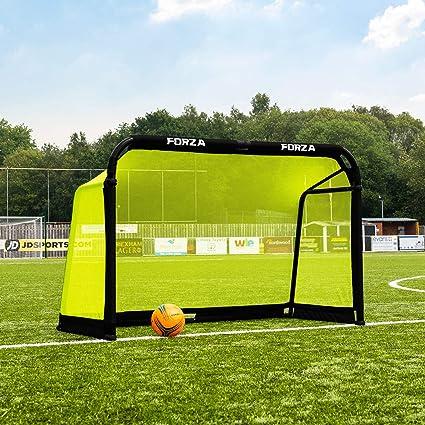FORZA POD Portería de Fútbol Plegable (Opción de Tamaños) (1,8m x ...