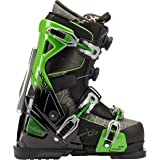 Apex Ski Boots Antero XP Topo Edition - Big Mountain Ski Boots (Men's Sizes 25-32) Walkable Ski Boot System with Open-Chassis